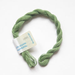 VH2001 Light Moss Green German Flower Thread