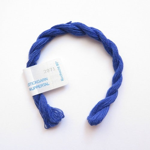 VH2071 Gentian Blue German Flower Thread