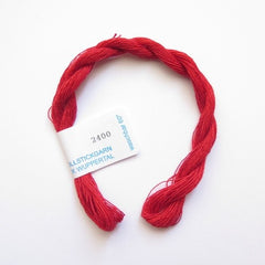 VH2400 Bright Red German Flower Thread