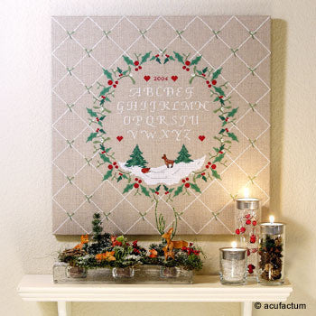 ABC Winter Wreath Kit