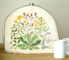 Flowers of August Tea Cozy