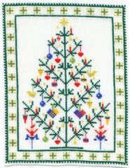 Tree with Decorations