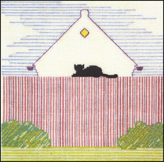 Design from 1990 Calendar, Dec