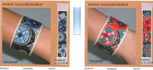 Dagmar Bookmark/Bracelet