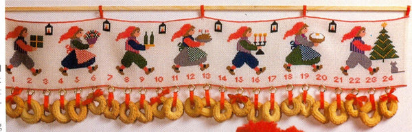Christmas Party Advent Calendar