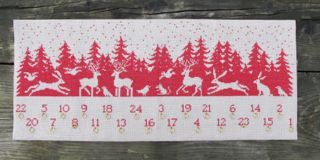 Winter Forest Advent Calendar