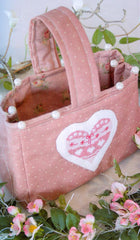 "Handarbeitsheft Country-Hearts ""Sommer in Pink"" (Country Hearts - Summer in Pink )"