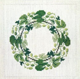 Hops Wreath, August