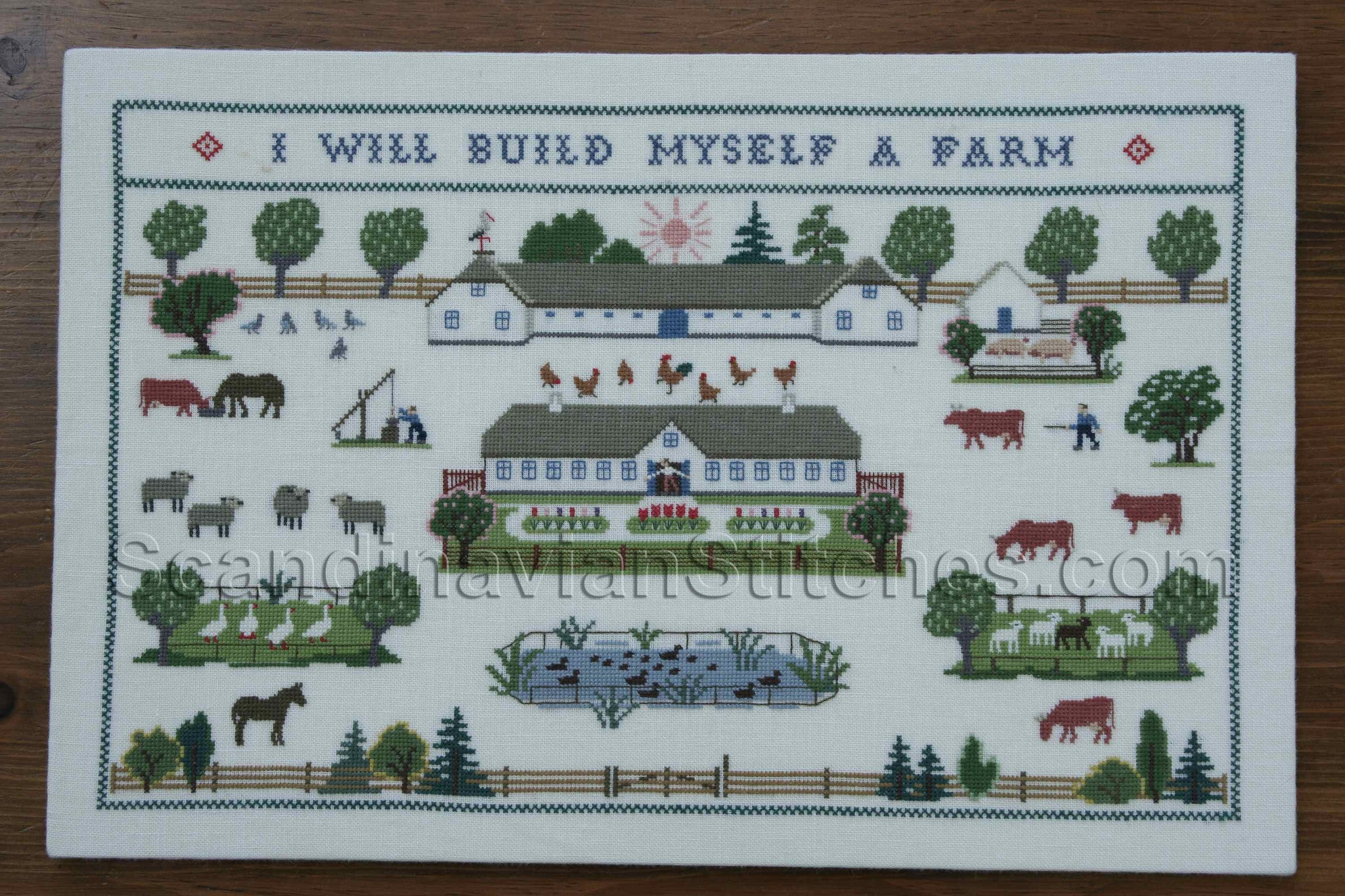 I Will Build Myself a Farm