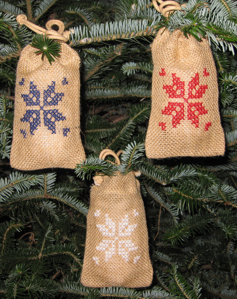 Mini Snowflake Bag Kits