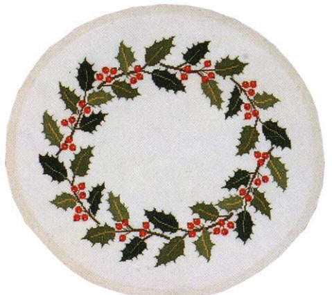 Holly Table Mat