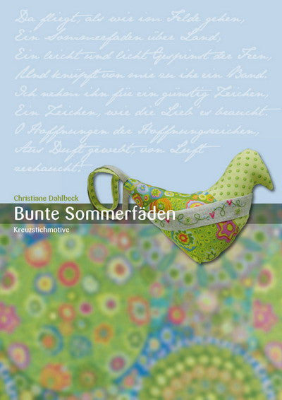Bunte Sommerfäden (Colorful Summer Threads)