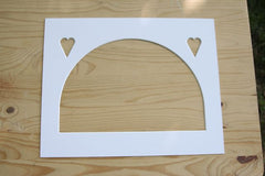 Heart Arch Cut-Out
