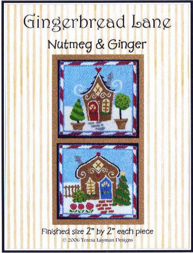 Nutmeg and Ginger
