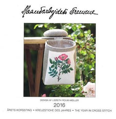 2016 Danish Handcraft Guild Calendar