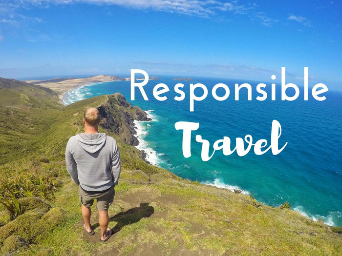 Responsible Travel Is For Everyone #TravelEnjoyRespect