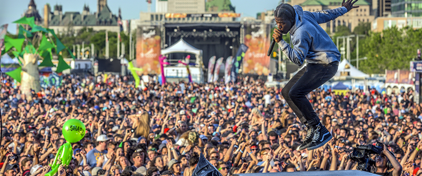 Canada's Summer Music Festivals 2016