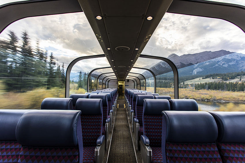The Beauty of Train Travel - Contest
