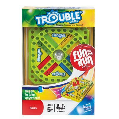 Trouble Travel Game - Jet-Setter.ca