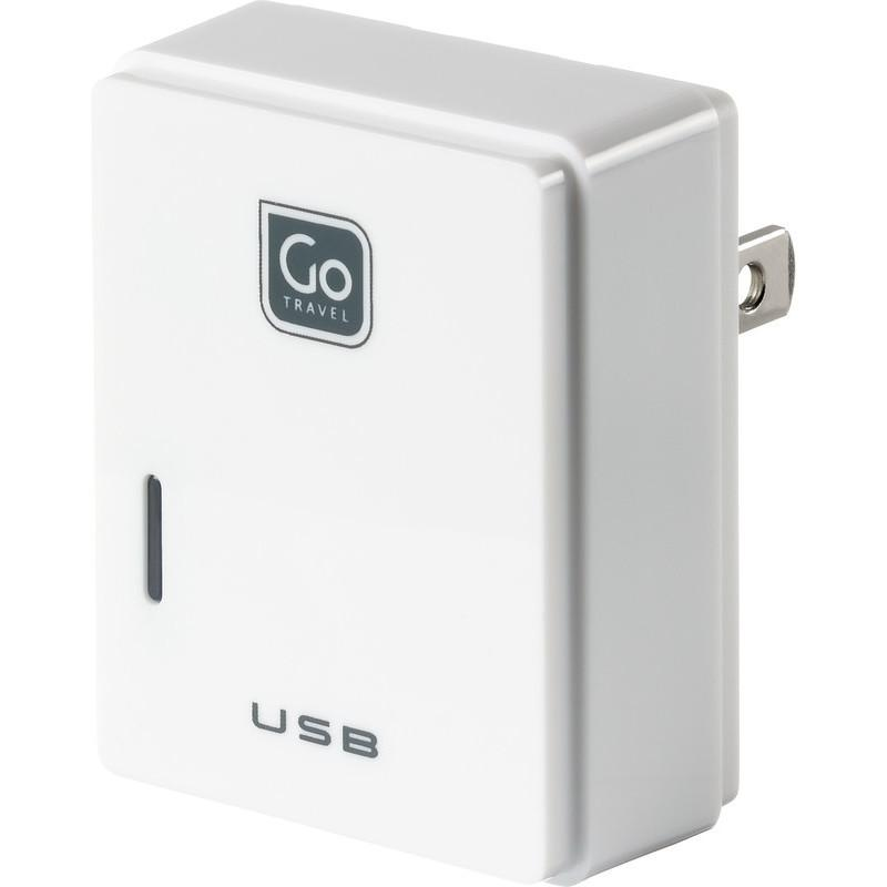 Twin USB Charger - Jet-Setter.ca