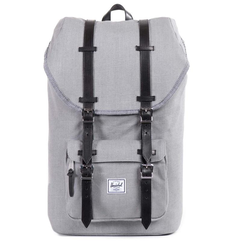 Little America Hemp Backpack - Jet-Setter.ca