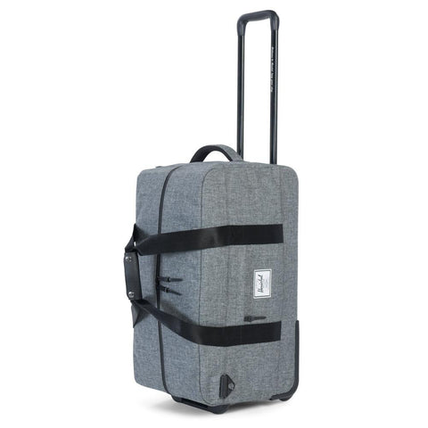 Herschel Supply Co. Outfitter Collapsible Wheeled Duffle - Jet-Setter.ca