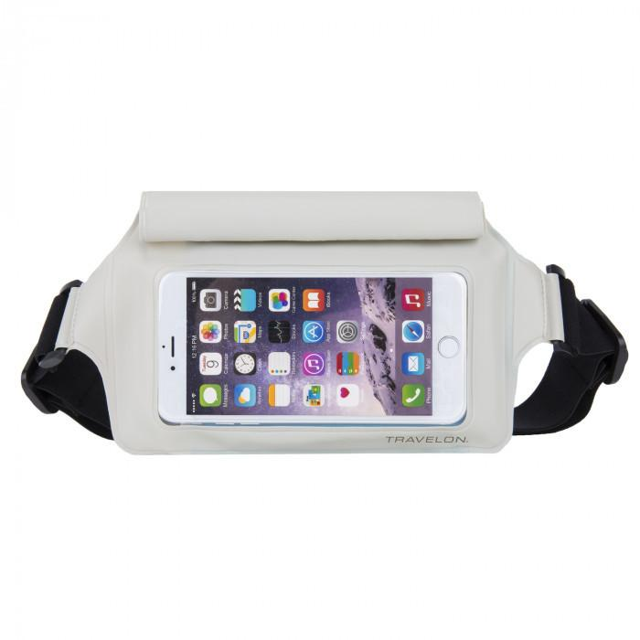 Waterproof Waist Pouch For Smartphone by Travelon