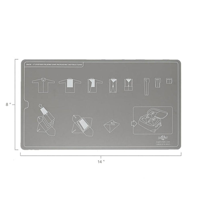 Pack-It Folder Board Small - Jet-Setter.ca
