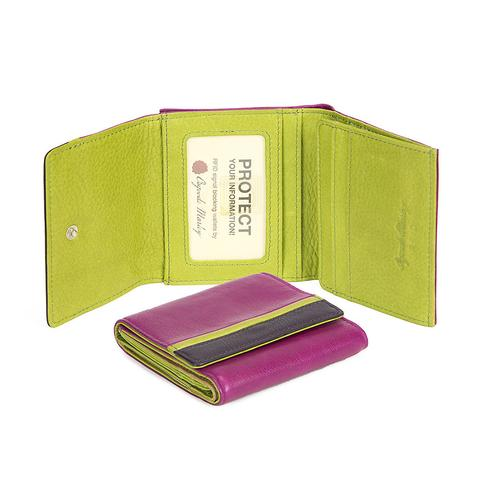 Osgoode Leather Ultra-Mini RFID Blocking Wallet