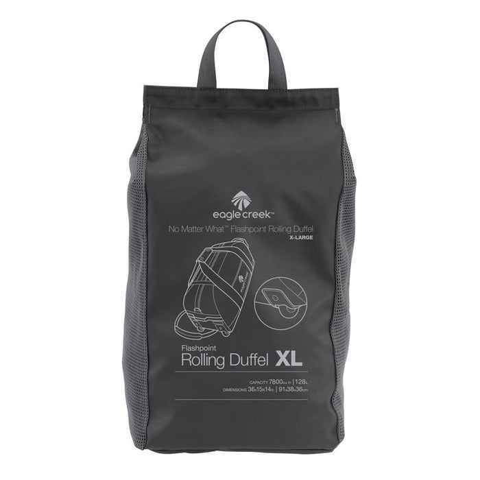 Eagle Creek No Matter What X-Large Rolling Duffle Bag - Jet-Setter.ca