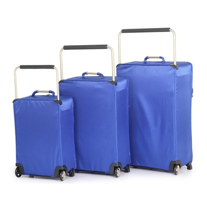 "World's Lightest 26"" Rolling Upright - Blue - Jet-Setter.ca"