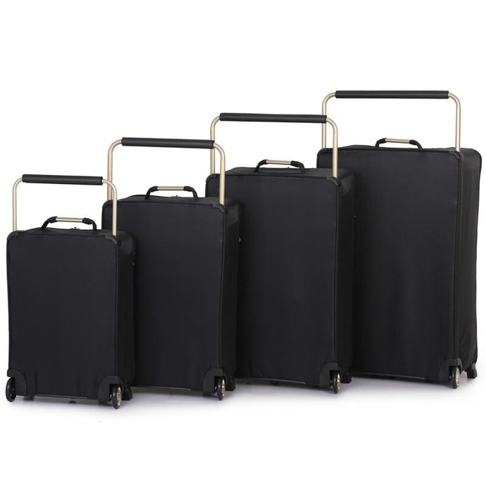 "World's Lightest 26"" Rolling Upright - Black - Jet-Setter.ca"