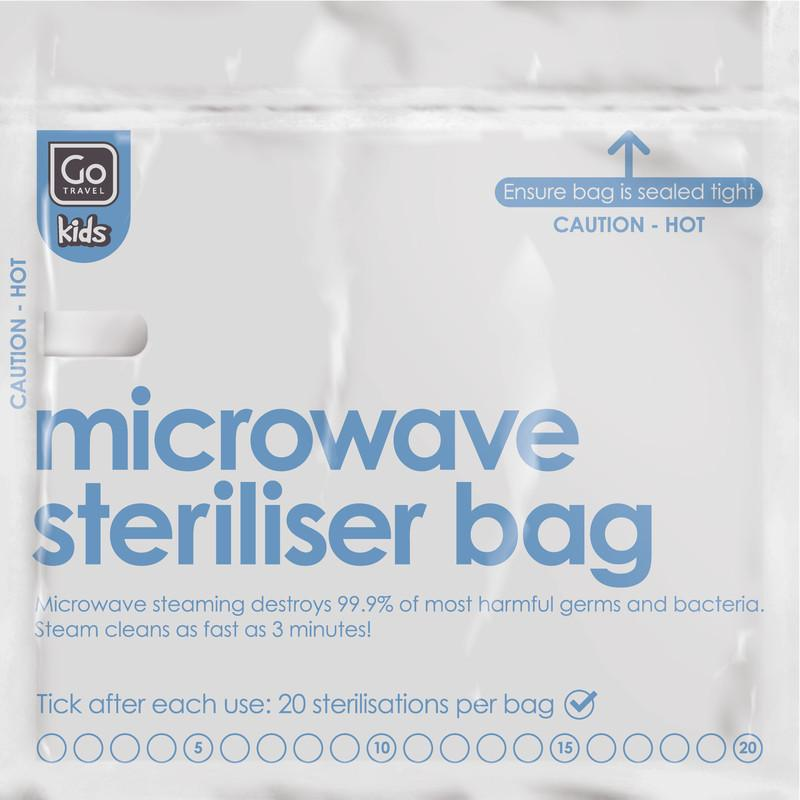 Microwavable Sterilization Bags