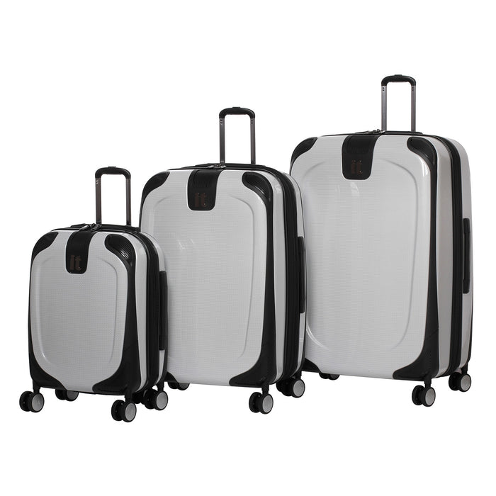 IT Luggage 8-Wheel Spinner Vulcan Set