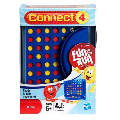 Connect 4 Travel Game - Jet-Setter.ca