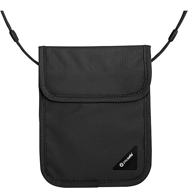 Pacsafe Coversafe X75 RFID Blocking Neck Pouch