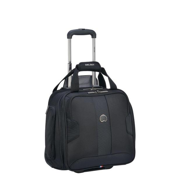 "Delsey® Volume Max Wheeled Under-Seater 15"" - Jet-Setter.ca"