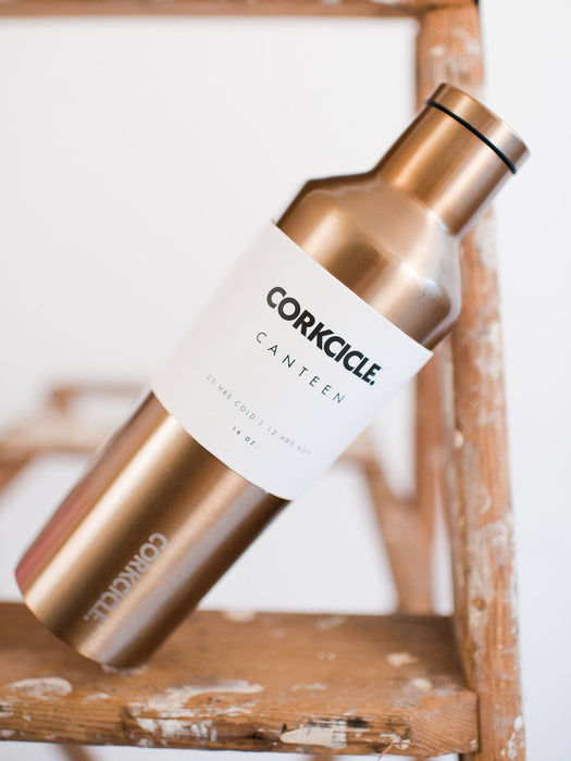 Corkcicle Metallic Canteen 16 oz / 473 ml