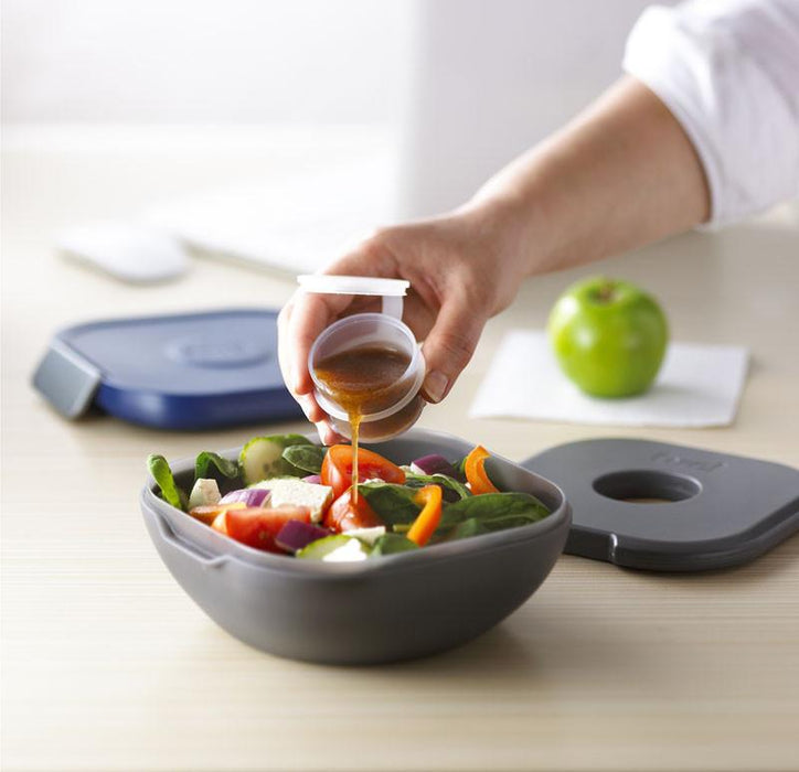Salad On The Go Container - Jet-Setter.ca