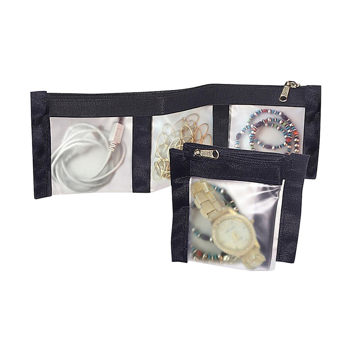 Flanabags Jewelry/Storage Pockets