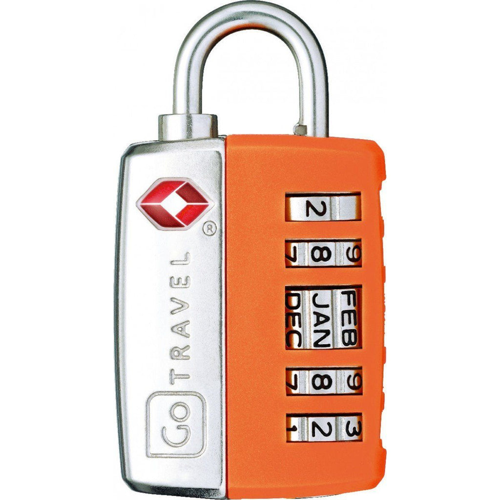 Go Travel TSA My Date Luggage Lock - Jet-Setter.ca