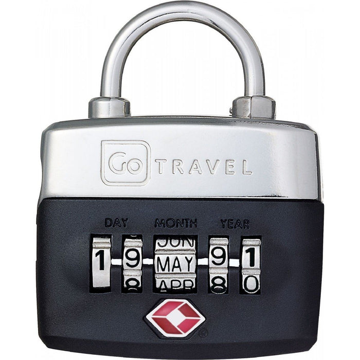 Birthday Luggage Lock - Jet-Setter.ca