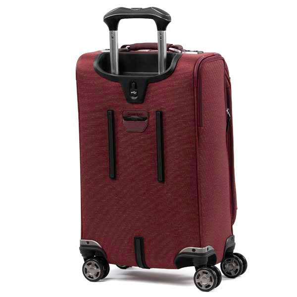 Travelpro Platinum Elite Expandable Carry-On Spinner 21-Inch