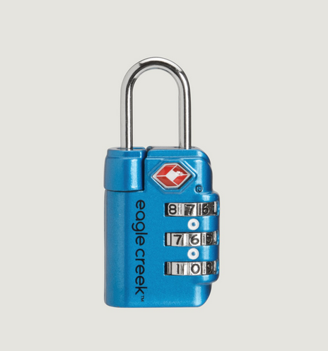 Eagle Creek TSA Travel Safe Luggage Lock