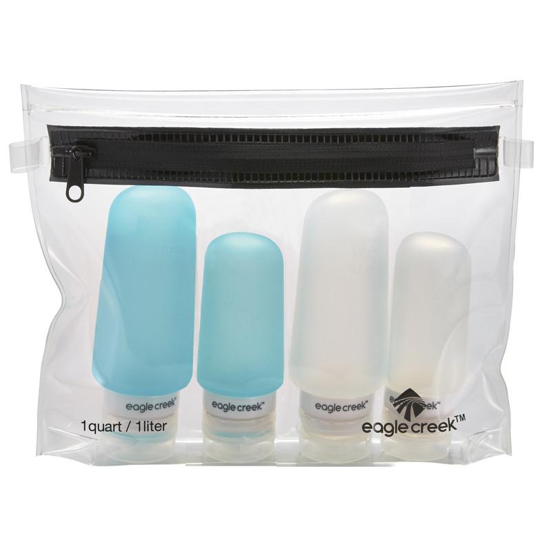 Eagle Creek - Silicone Bottle Set - Jet-Setter.ca