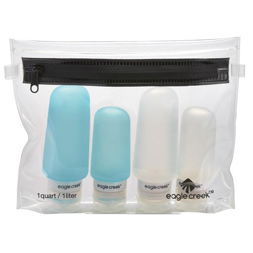 Silicone Bottle Set - Jet-Setter.ca