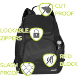 Classic Anti-Theft Backpack - Jet-Setter.ca