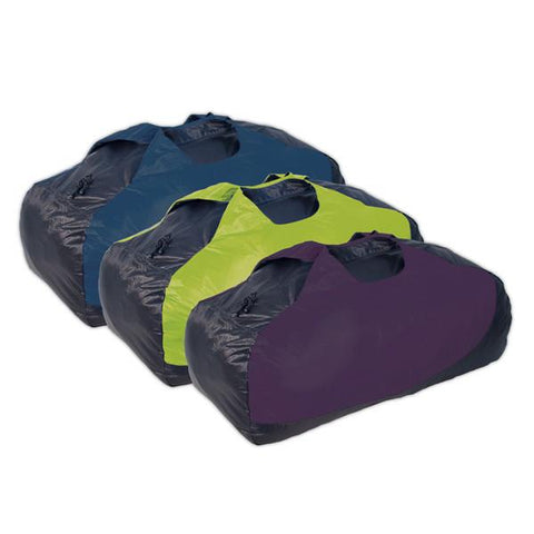 Travelling Light Packable Duffle Bag - Jet-Setter.ca