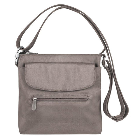 Travelon - Anti-Theft Classic Mini Shoulder Bag - Jet-Setter.ca