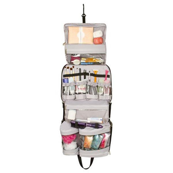 Organizing Cosmetic Travel Case - Jet-Setter.ca